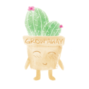 cactus character